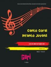 Livro do aluno – Canto coral infanto juvenil