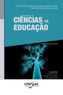 Revista ciências da educação