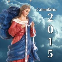 Calendário de parede 2015