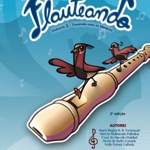 Flauteando Vol. II