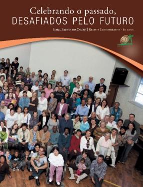 Revista comemorativa da Igreja Batista de Campinas