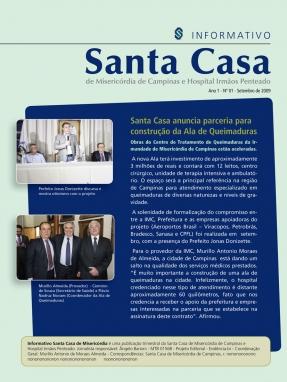 Informativo Santa Casa de Campinas