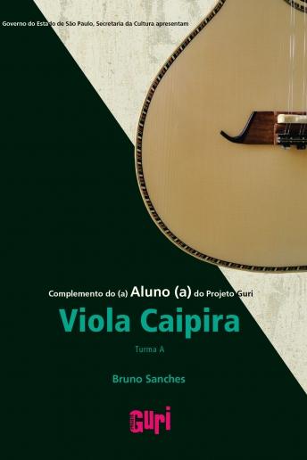 Complemento de Viola caipira – Livro do aluno