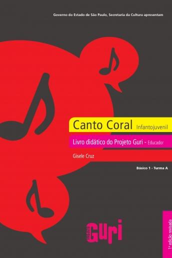 Livro de Canto Coral do educador