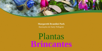 Livro Plantas Brincantes
